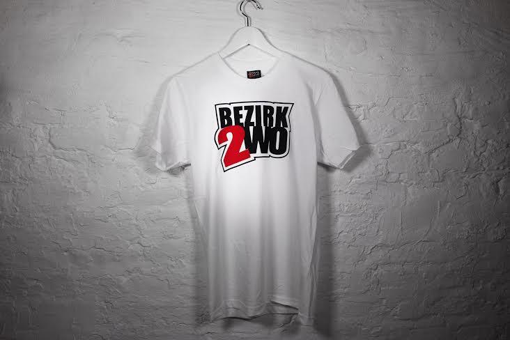 b2 logo shirt