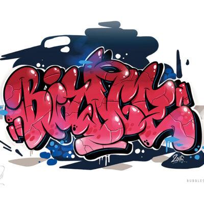 A3_Biadge